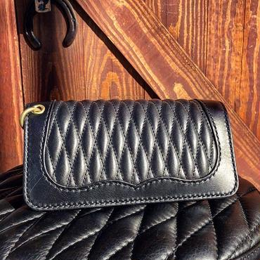 BACK DROP Leathers / DIA WALLET