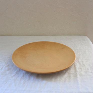 栃の木のパン皿 / クラフトアリオカ