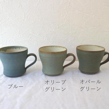 マグカップしぼり/ 鯨井円美