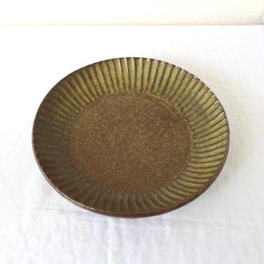 しのぎディナー皿7寸 / キタイリカ