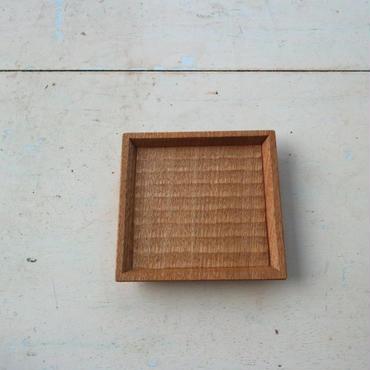 豆皿・オニグルミ /    加賀雅之