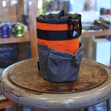 "Randi Jo Fabrications ""Pocket Tender Bag"" バーガンディー"