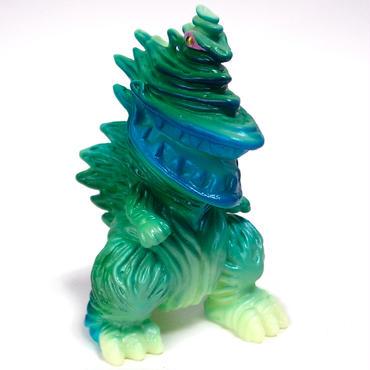 大怪獣ギザラ 大阪グリーン gumtaro彩色版
