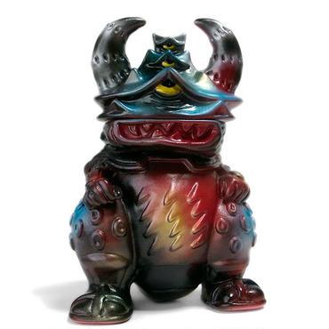 妄想怪獣 ガジョラ 第一回創作ソフビ決起集会 gumtaro彩色版第3期