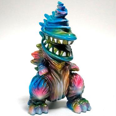 大怪獣ギザラ 第一回創作ソフビ決起集会 gumtaro彩色版
