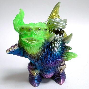 破怪獣ガボギラスEX 第一回創作ソフビ決起集会 gumtaro彩色版