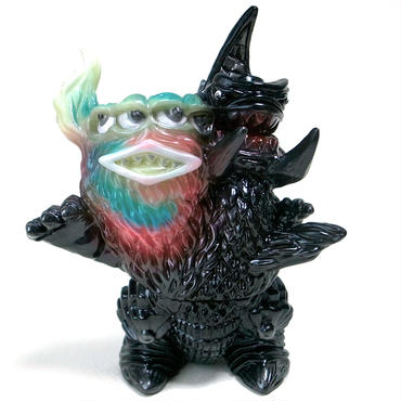 破怪獣ガボギラスEX  大阪ブラック gumtaro彩色版