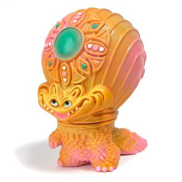 宇宙魚人ギョグラ 大阪ピンク gumtaro彩色版