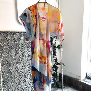 【flea market】hui-hui tunic
