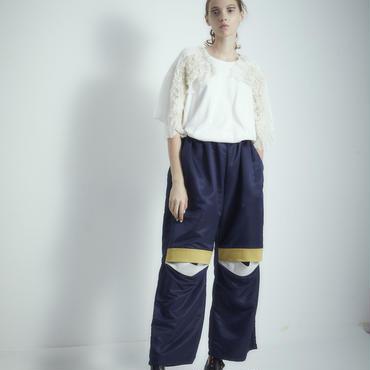 SHIROMA 18S/S ANARCHY silk big t-shirts