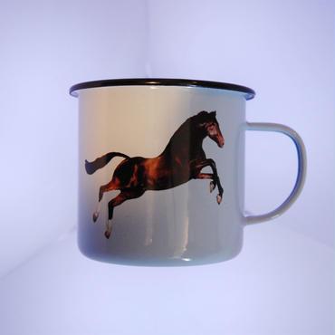 50%OFF!!! SELETTI TOILETPAPER mug HORSE