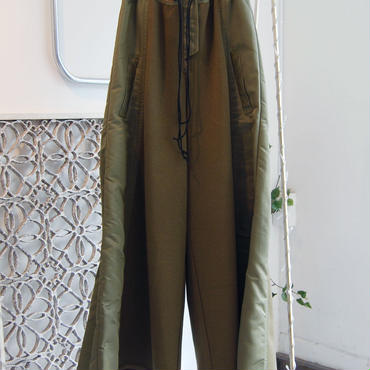 SHIROMA 18-19A/W CHURCH ma-1 pants