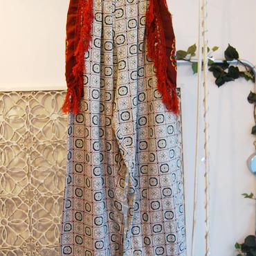 Yan na Maury fringe pajamas pants【2】