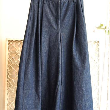 NON TOKYO super wide shorts -denim-