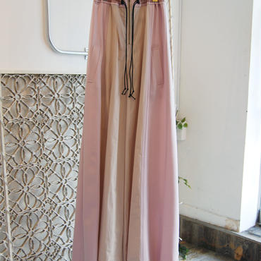 SHIROMA 18-19A/W CHURCH wide pants