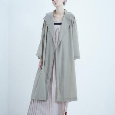 【予約商品】SHIROMA 18-19A/W CHURCH washer hooded coat