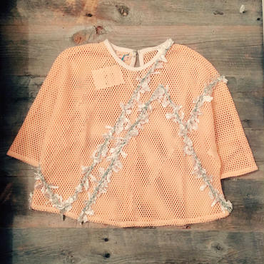 30%OFF!!!! FROM FABRICYARN mesh top【1】