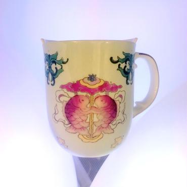 50%OFF!!! SELETTI hybrid mug ANASTASIA