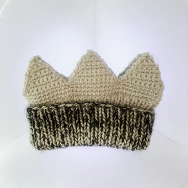 50%OFF!!! Ondev crown mohair knit cap