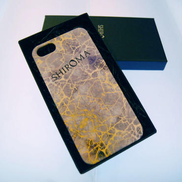 SHIROMA iPhone cover lightning trip