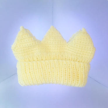 50%OFF!!! Ondev crown knit cap
