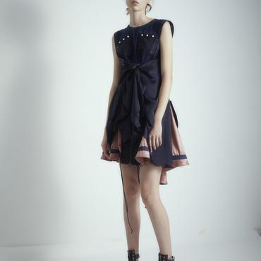 SHIROMA 18S/S ANARCHY arrangement blouse