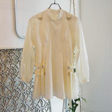 SHIROMA 17-18A/W Female punks nylon pullover jacket