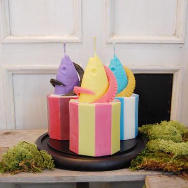 WONDERLAMP fish candle