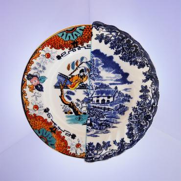 SELETTI hybrid plate 20cm VALDRADA