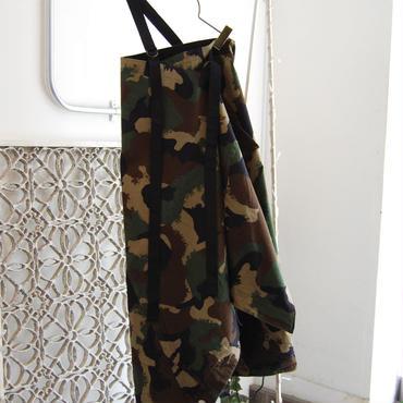 SHIROMA hungarian army apron
