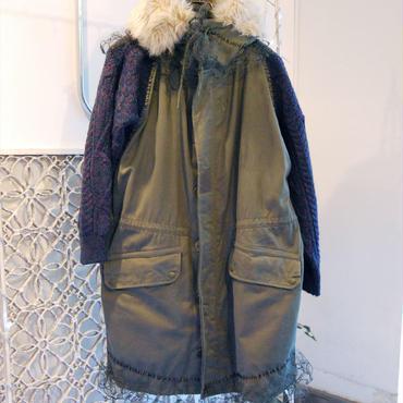 50%OFF!!!SAMPLE SALE!! Yan na Maury remake mods coat