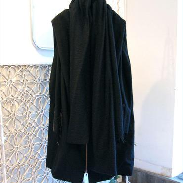 60%OFF!!!SAMPLE SALE!! SHIROMA stole coat