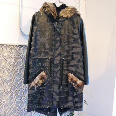 60%OFF!!!SAMPLE SALE!! SHIROMA rubber mods coat
