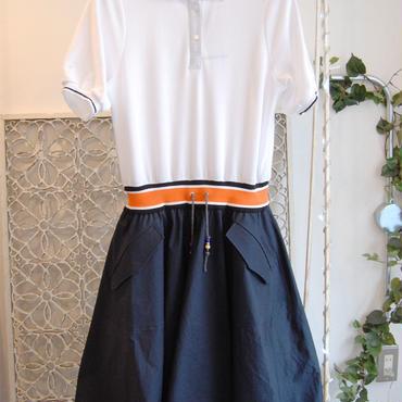 40%OFF!!!! NON TOKYO polo dress