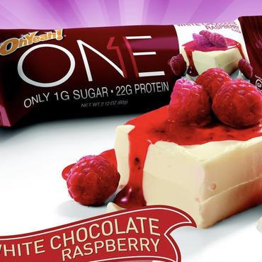 Oh yeah! ONE プロテインバー  ホワイトチョコレートラズベリー味