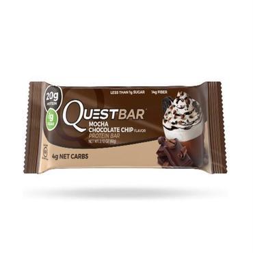 Quest nutrition プロテインバー モカチョコレートチップ味