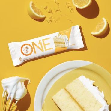 Oh yeah! ONE プロテインバー  レモンケーキ味