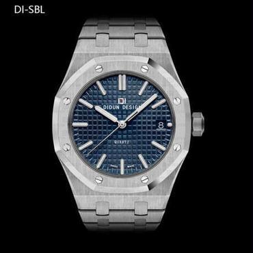 HUBLOT(ウブロ)風 クォーツ 腕時計 メンズ 高級 ミリタリー ステンレス カラバリ12色