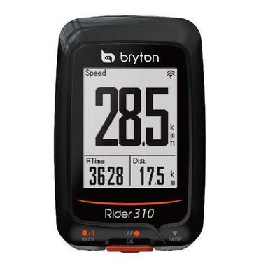 BRYTON(ブライトン) RIDER 310 E (ライダー310E) GPSサイクルコンピューター(単体)