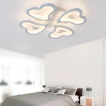 LED クローバーライト ハート 天井 セリングライト 照明 寝室 モダン  ベットルーム リビング