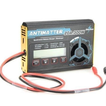 [Charsoon] Antimatter 300W 20A LiPo/NiCd/PB バランス充電器