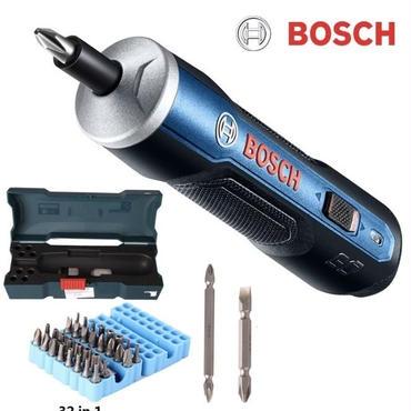 コードレス電動ドライバーキットセット DIYや電子機器、バイクなどの整備 細かな作業でも使えます bosch