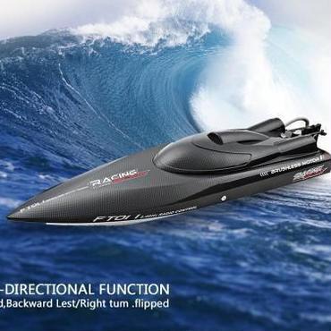 ★ブラシレス バッテリー2本★ Feilun FT011 2.4G 55km/h 65CM 大型高速 RCレーシング ボート 船 水冷却 国内発送