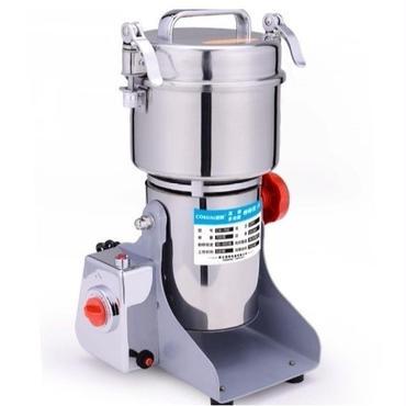 小型粉砕器 ハイスピードミル 製粉機 700g ハーブグラインダー