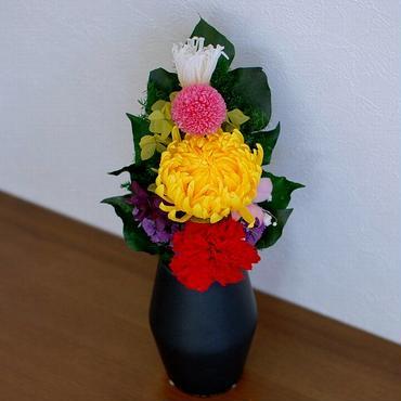 プリザーブドフラワー本格仏花/生花のようなオーソドックスタイプ/仏壇花/お供え