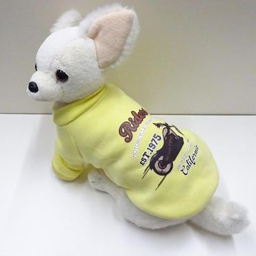 お買得ペット服トレーナー裏起毛 男の子 小型犬 送料無料