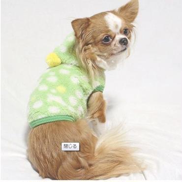 超小型犬 idogドットスターパーカーXS,Sサイズ