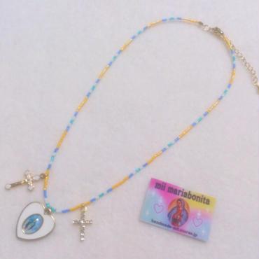 Necklace☆3TopCandy☆Lemon honey