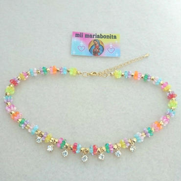 Over the Rainbow Choker☆B