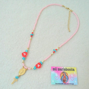 Be My Love Necklace☆CottonPeach
